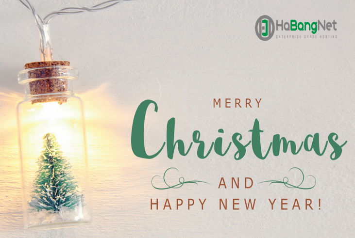 Happy Holidays From HaBangNet Team